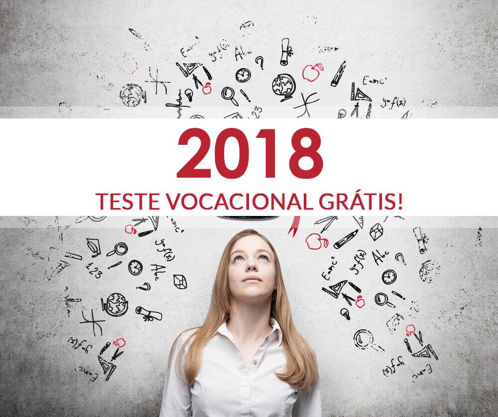 teste vocacional 2018