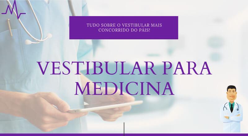 Vestibular para medicina