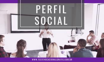 Veja a personalidade dos Ajudadores, o Perfil Social!
